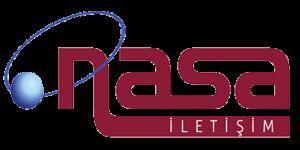 nasa iletişim logo Logo